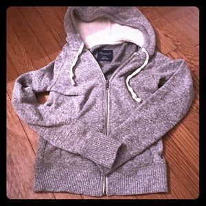 American Eagle Outfitters ZIP Up Hoodie